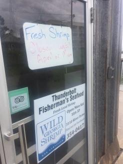 wild GA shrimp